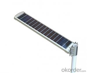 20W All in one LED Solar street   Solar Street/Courtyard Light