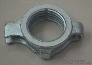 Prop Nut for Scaffolding and Formwork System