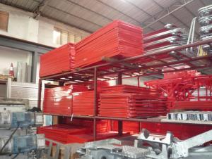 SC200B Single Cage Construction Hoist