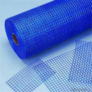 45gsm 3mm*3mm Alkali Resistant Fiberglass Marble Mesh for Buildings