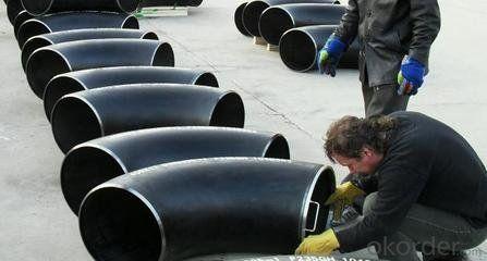 Steel Pipe Fittings Butt-Welding 90° Long Radius Elbows ASME B16.9 MSS SP-75
