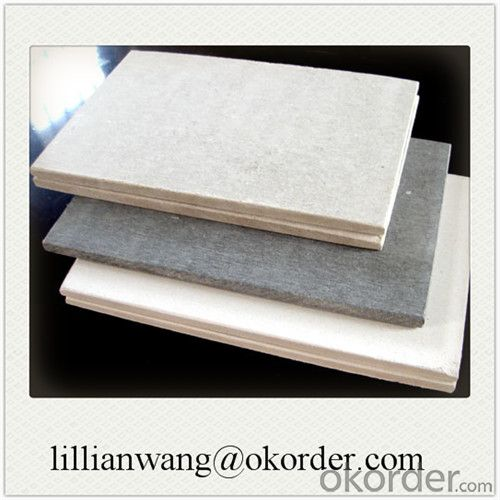 Calcium Silicate Board/fiber 100% Non-asbestos Smart Board Cement Board (z)