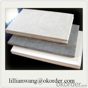 Calcium Silicate Board Better than Gypsum