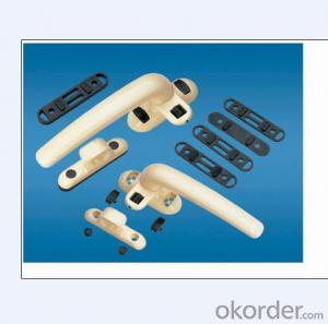 Aluminum Handle for Entrance Slidng Door/Window Handle with Modern Type DH09
