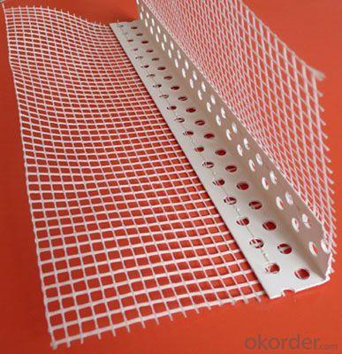 Fiberglass Mesh PVC Corner Bead for Drywall