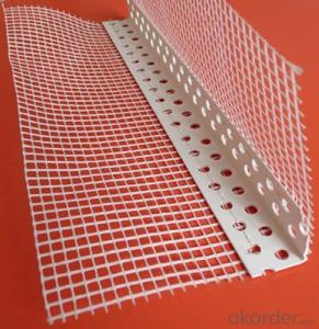 Fiberglass Mesh PVC Corner Bead for Drywall