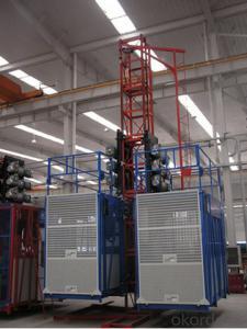 Construction Elevator (SC200/200TD) for Sale