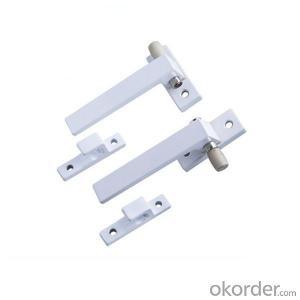 Aluminum Handle/Window Handle/Casement Handle with Modern Type DH03