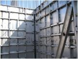 Whole Aluminum Wall Formwork Used in Different Projects