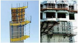 Climbing Platform CP190 for High Building Construction