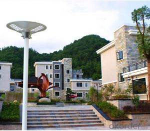 Solar Plaza Light 9W EL-04 with Energy Saving