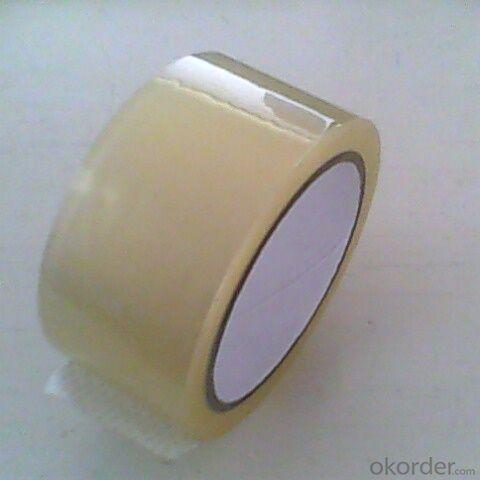 White  Bopp Packaging Sel-Adhesive Tape