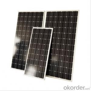 Solar Monocrystalline Series Panels 180W