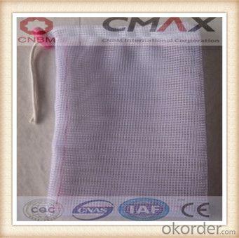Small Drawstring Mesh Bag/PP Leno Mesh Bag Made In China
