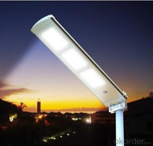 Solar Street Light Model 20W EL-39 Series