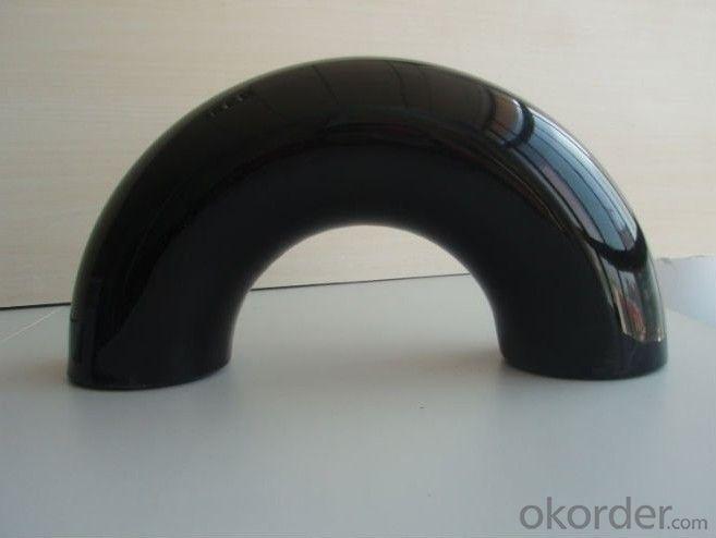 Carbon Steel Pipe Fittings Butt-Welding 180° Long Radius Bends