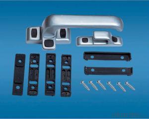 Aluminum Door Handle with Popular Style/Aluminum Window Handle with Popular Color DH22