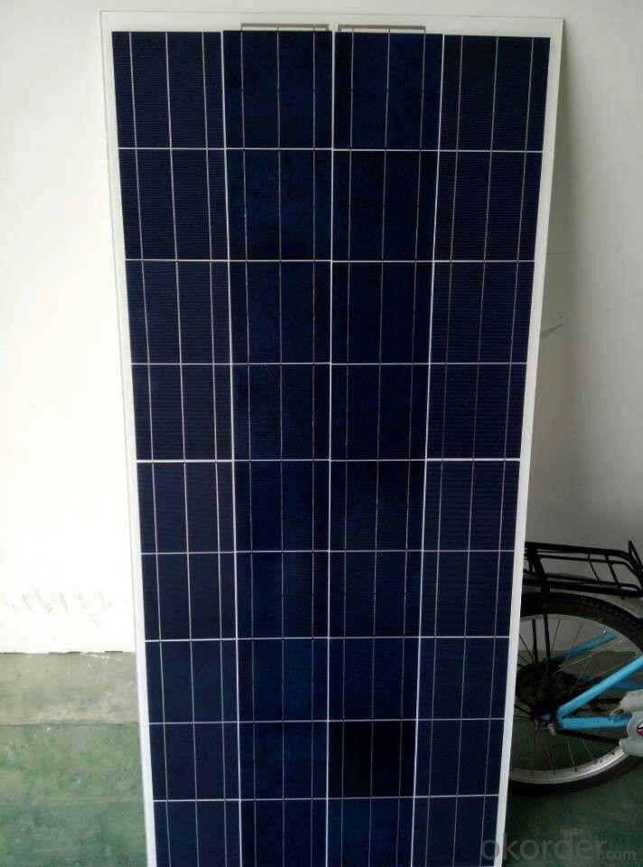 Monocrystalline Solar Panels-Tire 1 Manufacturer-190W