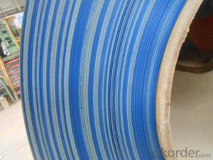 Color Coated Pre-Painted Steel Coil in High Quality in Blue