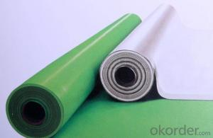 Thermoplastic Polyolefin (TPO)Roofing Membrane for Roofing