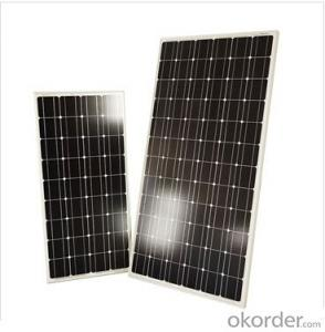 Solar Monocrystalline Series Panels 255W