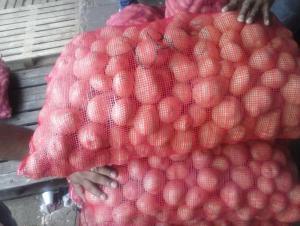 Agricultural Vegetable Mesh Bag 20-25G