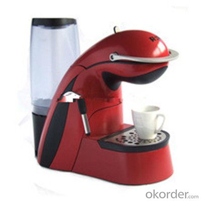 Mini Capsule Coffee Maker with Different Color from China