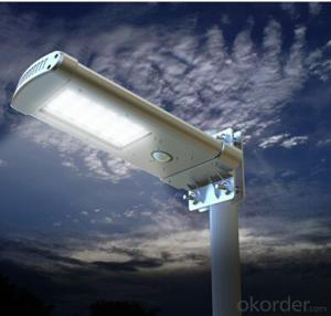 Solar Street Light EL-07 with Energy Saving