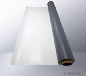 (TPO) Polyester Fleece Backing Thermoplastic Polyolefin Waterproof Membrane
