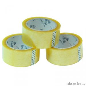 BP-40 Packing Sealing Various Colors Bopp Tape
