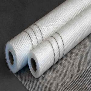 Alkali Resistant Fiberglass Marble Mesh for Buildings 60gsm ,5mm*5mm