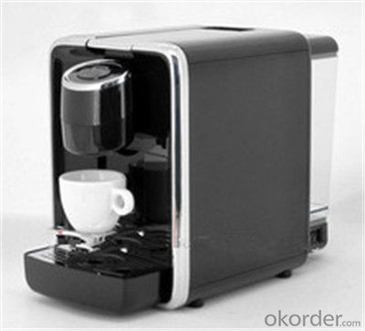 Espresso Coffee Maker with Italy Pump from China with Good Quolity