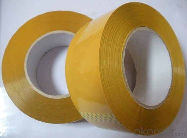 Supplier For Bopp Adhesive Packaging Tape