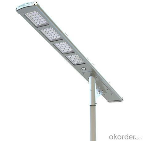 Solar Street Light 4000 Lumens ESL-39 Series