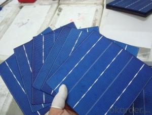 Polycrystalline Solar Cells-Tire 1 Manufacturer -16.6%