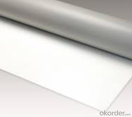 PVC Membrane Smooth with geotextile for Waterproof System