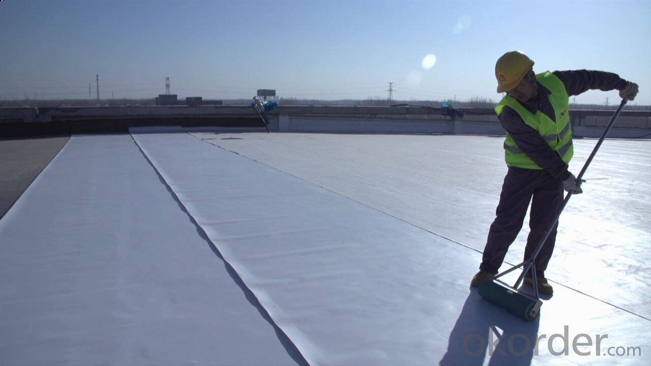 Buy Epdm Waterproof Membrane For Roofing Market Price Size