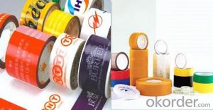 Colorful Offer Printing Bopp Adhesive Tape