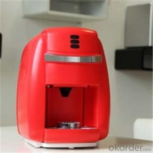 Capsule Coffee Machine High Pressure Made in China with High Quality from CNBM