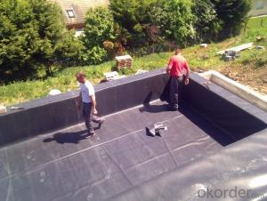 EPDM Waterproof  Membrane  for Roofing Construction
