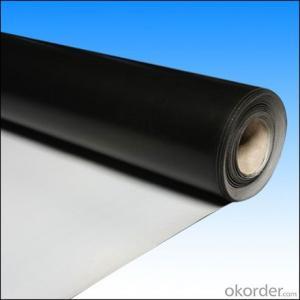 TPO Waterproof Membrane for Roofing Market