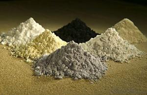 Rare Earths Metals-Cerium99.5%   Cerium Oxide Powder
