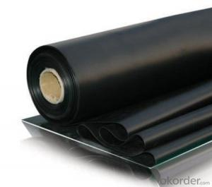 Membrane EPDM Vulcanization 1.5mm for Waterproof System