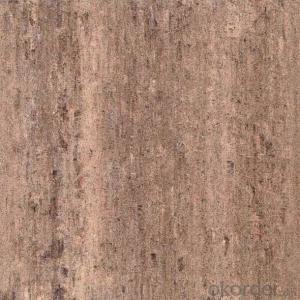 Double Loading Series Polished Porcelain Tile  Dark Brown Color ZSL06085Z/C/G