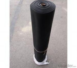 EPDM Membrane Vulcanization Thickness 1.2MM for Waterproof System