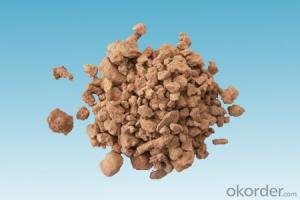 Calcined Bauxite 88% of 3-5mm for Refractory Product of CNBM in China