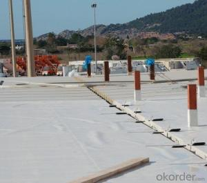TPO Membrane Smooth for Waterproof System