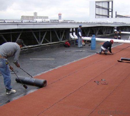 SBS/APP Membrane fireproof for Waterproof System