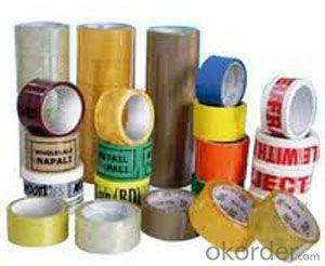 Customed  Colorful Bopp Printed  Packing  Tape