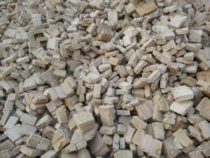 Manufacturer Supply 75-90% Clcined Bauxite Most Competitve Calcined Bauxite Price of CNBM in China